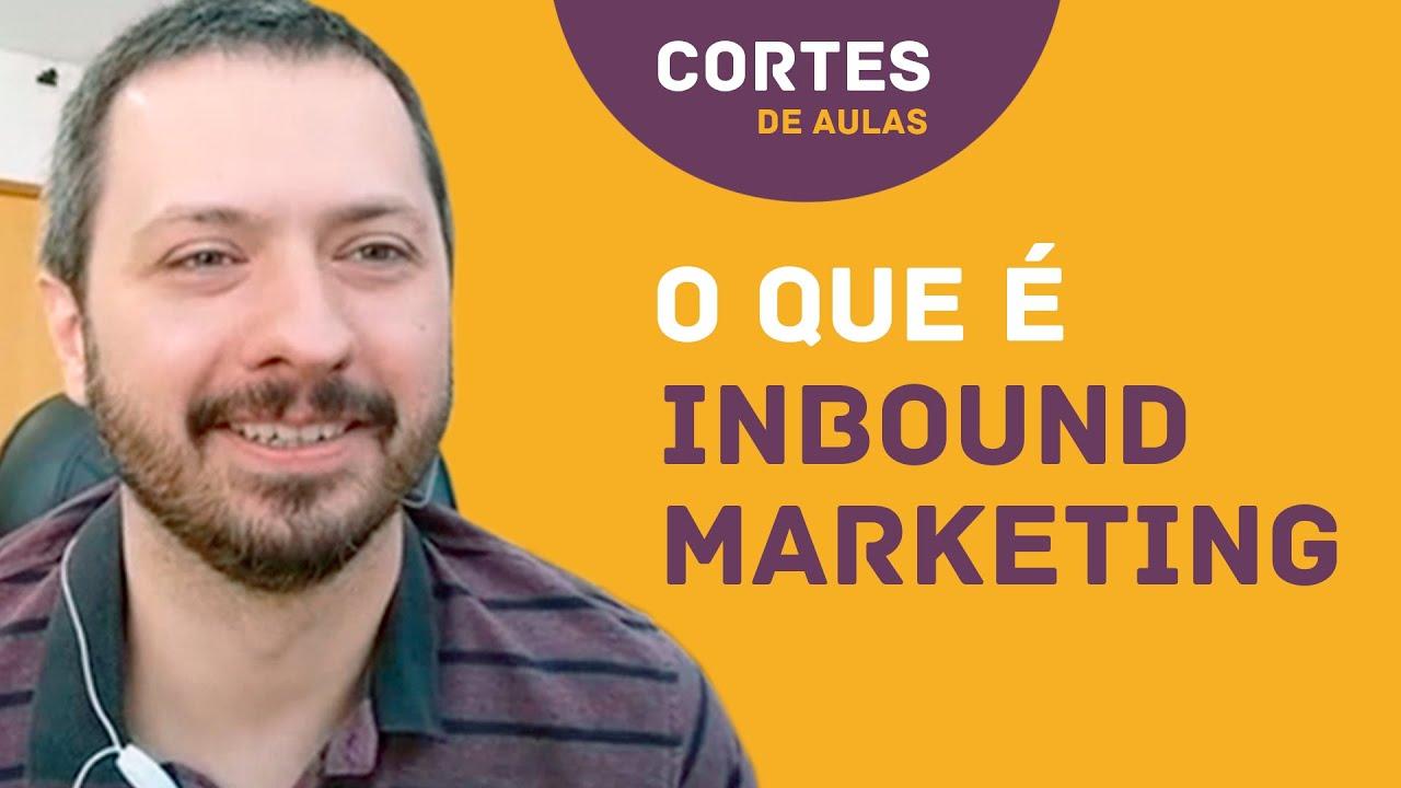 Capa da aula Inbound Marketing e Automação de Marketing