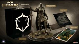 "Gaming News: GameStop Announces Exclusive For Honor ""Apollyon Edition"" (Statue, Lithograph, Origins)"