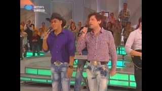 """Marcelo e Alex - Portugal no Coração RTP dia 9-05-2012 - """"Ela Vai Voltar"""""""