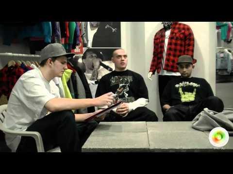 Wywiad - Słoń & Mikser (luty 2011) @ Salon Stoprocent Poznań