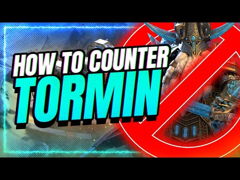 🧊 HOW TO DEAL WITH TORMIN! | RAID Shadow Legends