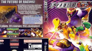 F-Zero: GX - For the Glory X-Style Demo