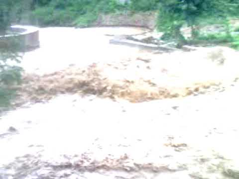 flood baadi aayo in seuuti khola of dharan sunsari nepal