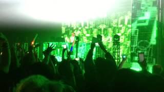 "Armin Van Buuren ""Zombie Nation (W&W remix) live @ Echostage Washington DC"