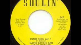"David Batiste And The Gladiators ""Funky Soul"" Part 1"