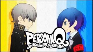 Persona Q - Like A Dream Come True (In The Labyrinth)
