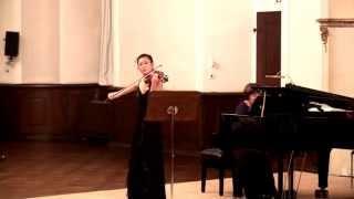 Fritz Kreisler - Liebesleid, Love's Sorrow, violin - Se Pel Tsoi