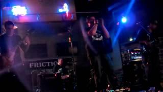 Friction of the Day, Cumbersome, Seven Mary Three Cover