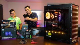 Ensamblado PC Gamer junto con Subscriptor - Proto Hw & Tec