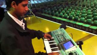 Chup Gaye Sare Nazare Live