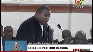 2012 Election Petition Hearing - Day 20 (21-5-12) width=
