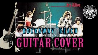 #01 - Rockaway Beach - Ramones | It's Alive full album guitar cover