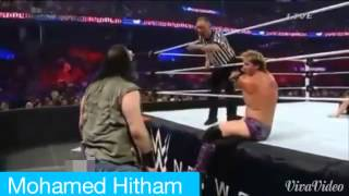 WWE Chris Jericho Vs Bray Wyatt Battleground Highlight