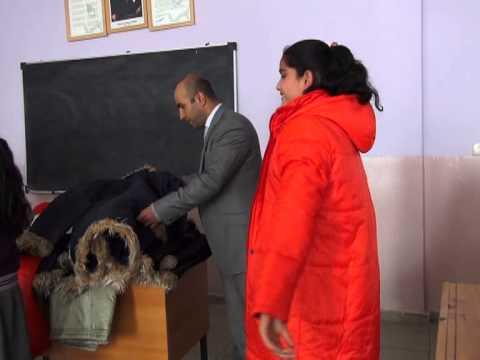 Vefakar Öğretmen Zeynep Koca-TRT Haber