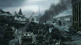 Linkin Park - The Catalyst Music Video (Our World in Conflict)