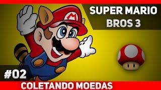 SUPER MARIO BROS 3 - #2: Coletando Moedas!