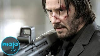 Top 10 Actors Who Did Advanced Weapons Training #JohnWick