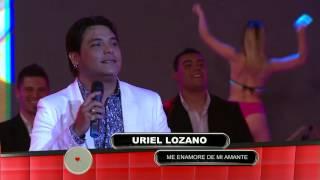Uriel Lozano en Pasion de Sabado 17 12 2016 #1
