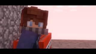 Minecraft Intro No text - TNT exploding