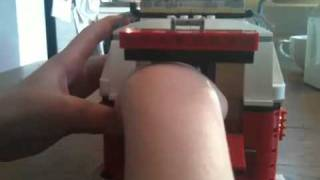 Sam's Lego camper van