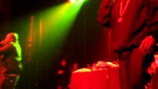 Havoc & Big Noyd Give up the goods Live in  Madrid.AVI