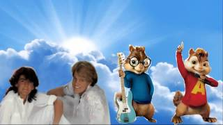 chipmunk song Modern Talking you're my heart you're my soul