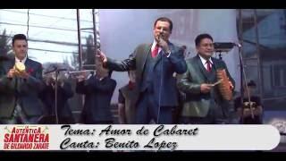La Autentica Santanera de Gildardo Zarate-Amor de Cabaret en Cuautitlan Mexico 2016