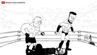 WWE Extreme Rules Parody Cartoon