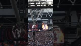 Guns n roses London 2017 - Yesterday's