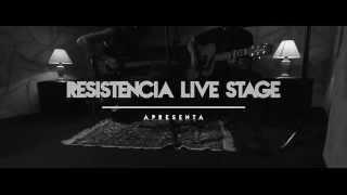 "Eduardo Japiassu ""Clear and loud"" - Resistência Live Stage"