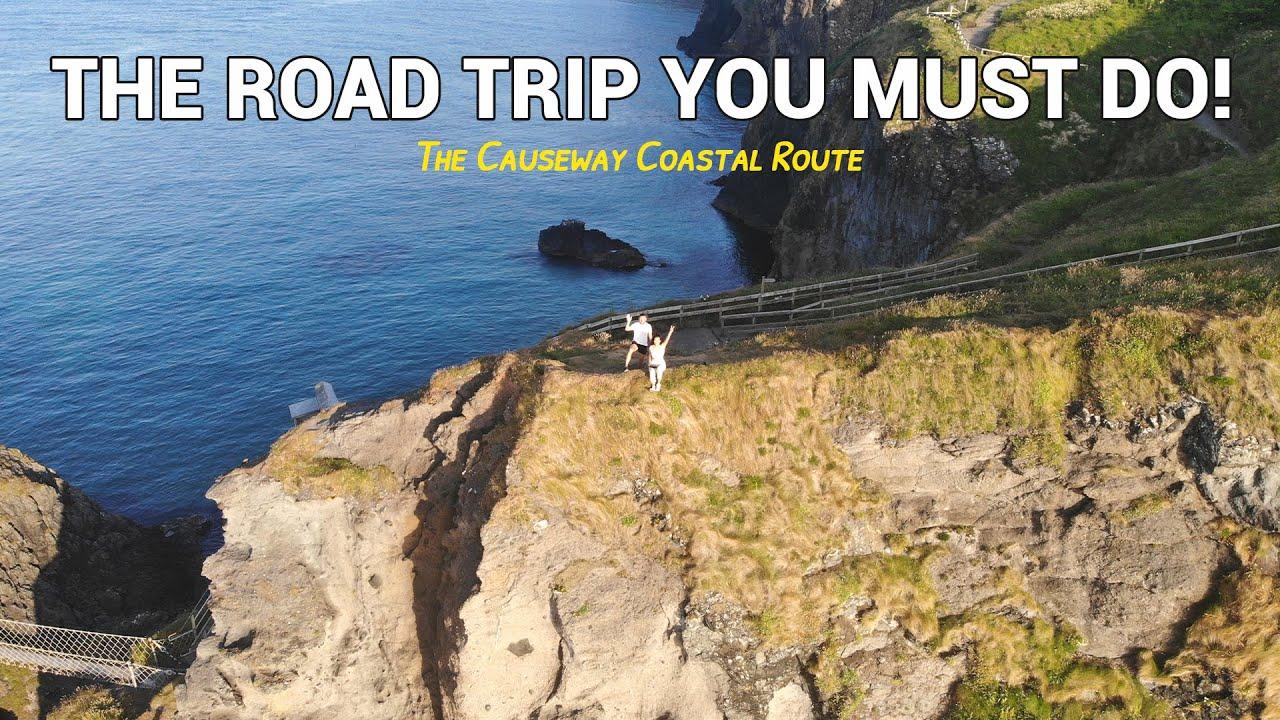Van Life UK Exploring the Emerald Island | Northern Ireland Part 3