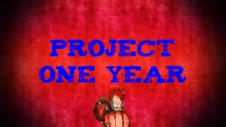 PROJET ONE YEAR