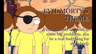 Evil Morty's Theme