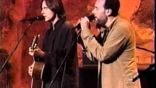 Marc Cohn + Jackson Browne 2005 - crazy love.mpg