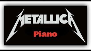 Metallica - Nothing Else Matters Piano - Part 4 (fin)