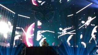 Delerium ft. Sarah McLachlan - Silence Live (01) @ AMF: Tiësto Presents Clublife 500