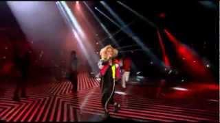 Rita Ora - R.I.P / How We Do (Party) - (Live - The X Factor UK)
