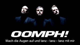 OOMPH! - Such Mich Find Mich (Lyrics)
