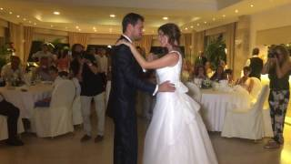 First dance - Primer baile boda - All of me John Legend - wedding