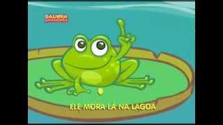 O Sapo não lava o pé - DVD -  Galinha Pintadinha