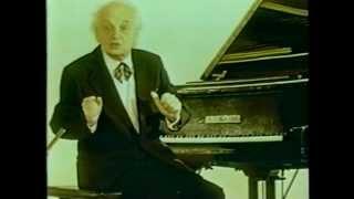 Dimitri Bashkirov - Master Class For Piano: Victor Maslov