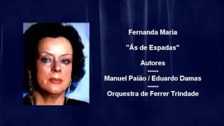 Fernanda Maria - Ás de Espadas
