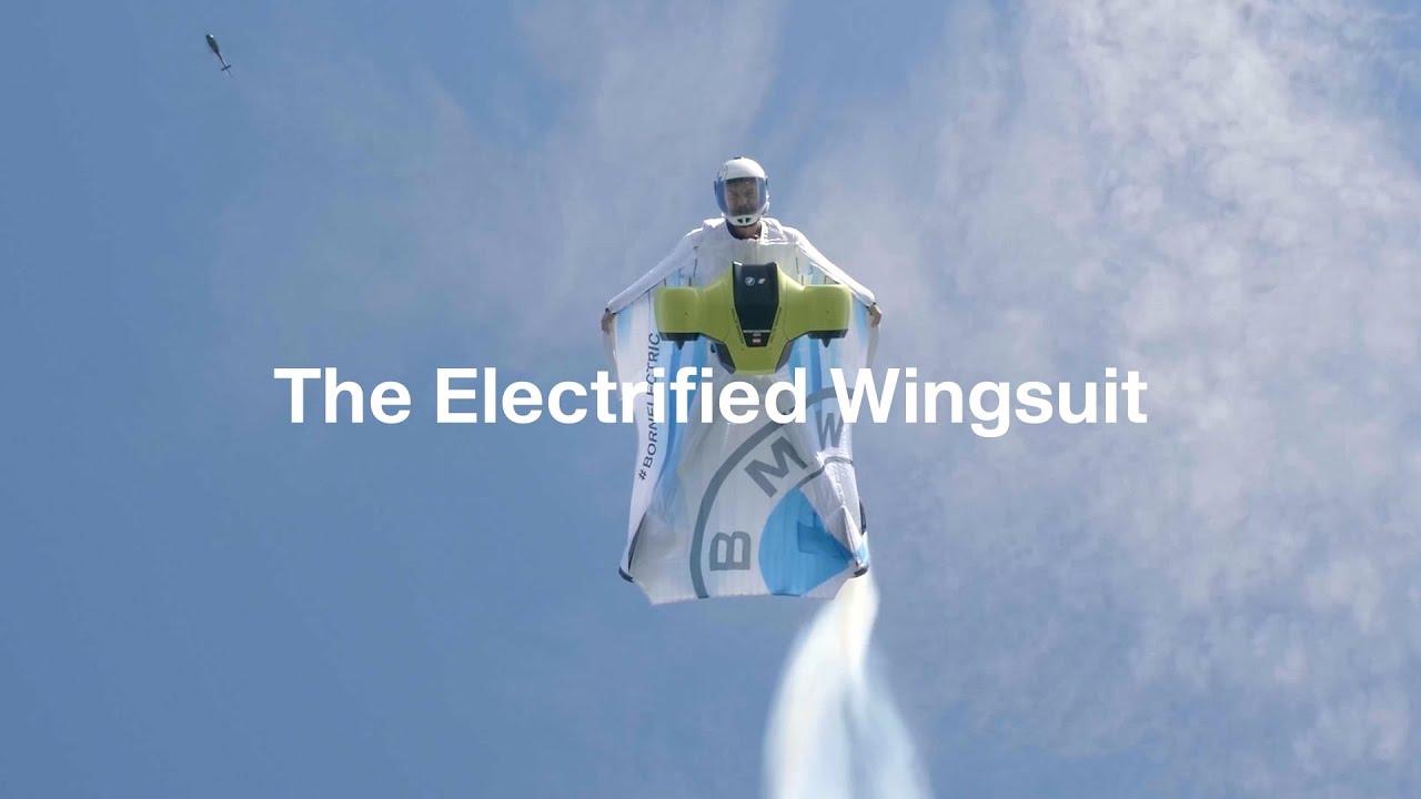 Jacks - The Electrified Wingsuit X Finn Harries