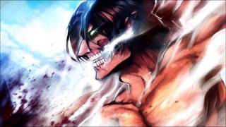 Shingeki no Kyojin OST - Eren epic transformation & Armored titan theme