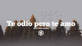 """Te odio pero Te Amo"" - Reggaeton Romantico Beat Instrumental | Prod. by ShotRecord"