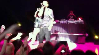 """Ludacris & Lil Fate perform """"Growing Pains"""" @ WMU"""