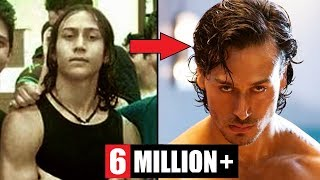 The Untold Truth of Tiger Shroff width=