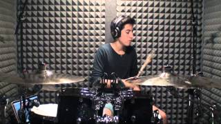 Ordinary Love (U2) - Drum Cover - Alessandrums97