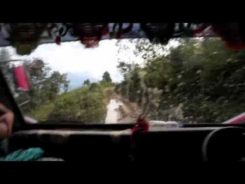Offroad Busride Nepal