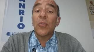 Michael LaRosa, especialista em estudos latino-americanos dá palestra na Unigranrio/Caxias.